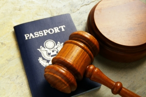 Passport & Gavel