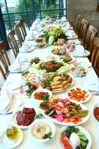 Banquet Table of Life