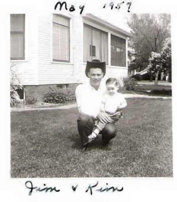 Dad & Me 1200 x 1371