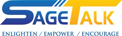 SageTalk Life Logo